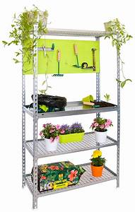 Etagere De Jardin Pour Plantes : etag re ext rieur tag re pour plantes rangement ext rieur ~ Teatrodelosmanantiales.com Idées de Décoration