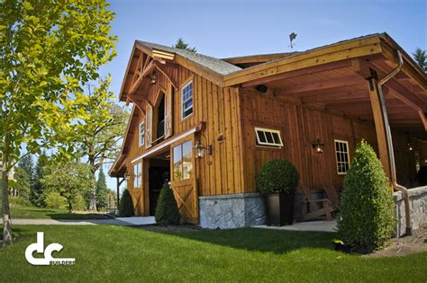 Apartment Barn Plans by Last Chance Ranch Project Dc Builders