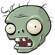 Plantas contra zombies personajes dibujos - Imagui  Plants Vs Zombies Zombie Head Png