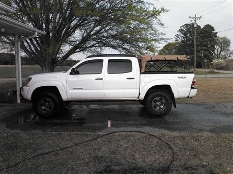 wts softopper and black steel wheels with lugs tacoma world