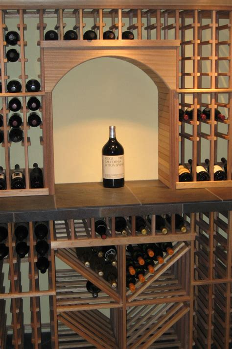 portfolio  wine cellar work hybrook homes remodeling