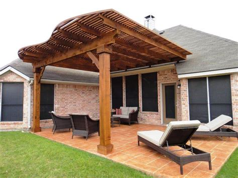 diy build patio pergola at home lowes patio design