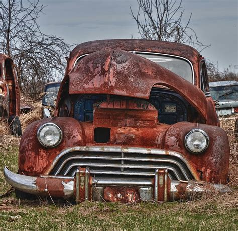Old Car Rusted · Free Photo On Pixabay