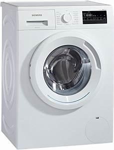 Wasseranschluss Waschmaschine Zoll : siemens iq300 wm14n2a0 waschmaschine frontlader a ~ Michelbontemps.com Haus und Dekorationen