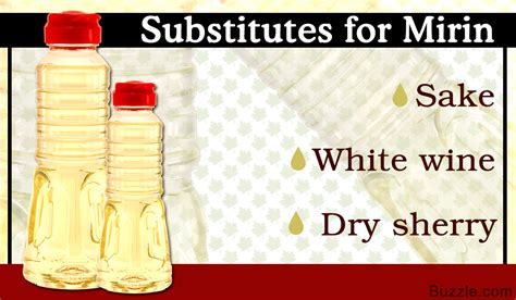 substitute for rice wine use these handy mirin substitutes to make your cooking easier
