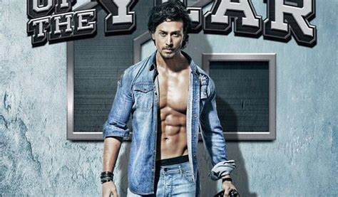 tiger shroff   release date  student   year