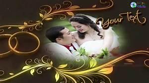 Free Download After Effects Templates I Project Wedding I Album Wedding  U0110 U1eb9p 2016