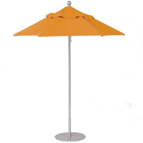portofino ii aluminum umbrella
