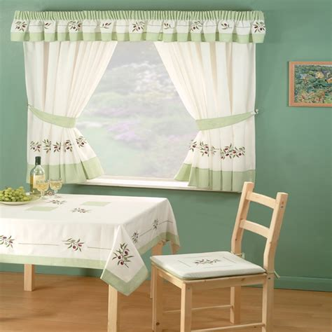 Kitchen Curtains by Premium Quality Olives Kitchen Curtains Curtains From