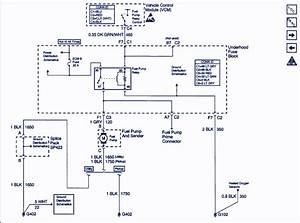 2000 Chevy Silverado Fuel Pump Wiring Diagram  2001