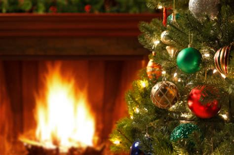 how to create a real christmas tree smell