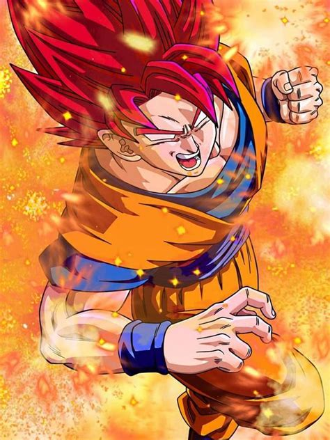 goku ssg wallpaper hd   android apk