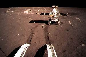 China's 'Moon Walker' sends back stunning HD photos[1 ...