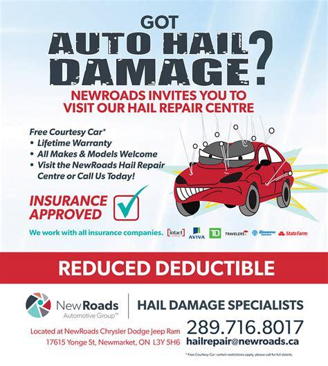newroads hail damage repair