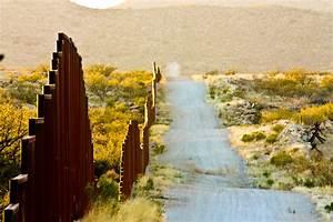 Sasabe Border Fence   theborderwall  Border