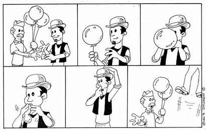 Comic Strip Strips Comics Jigsaw Funny Writing