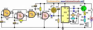 Cricket Chirping Generator Circuit Diagram Circuit Diagram
