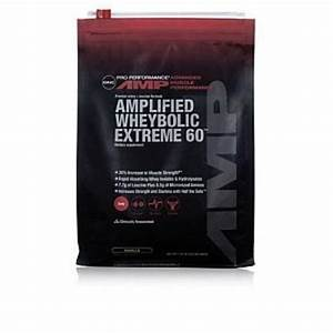 Gnc Amplified Wheybolic Extreme 60 Protein