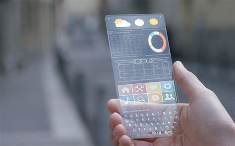 Four Smartphone Designs Which Give A Glimpse Into The