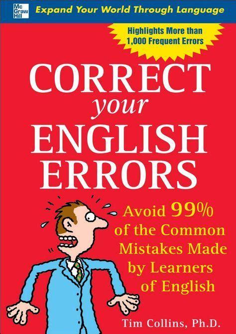 correct  english errors tim collins  images