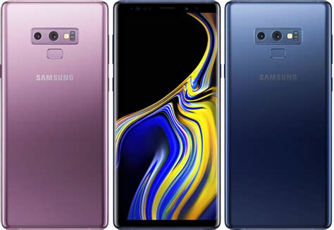 preorders open for the galaxy note 9 and it ll cost the same anywhere you get it pcworld