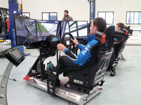 Homemade Racing Simulator Cockpit