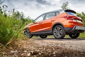 Seat Arona Xcellence Automatikgetriebe : seat arona xcellence 2018 review seat arona xcellence ~ Jslefanu.com Haus und Dekorationen