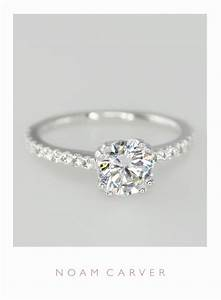 a classic solitaire for a classic bride designer With classic wedding rings