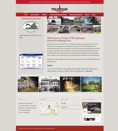 web design virginia website design sles web designers loudoun county virginia