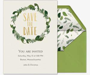 Premium Save the Date Cards Evite