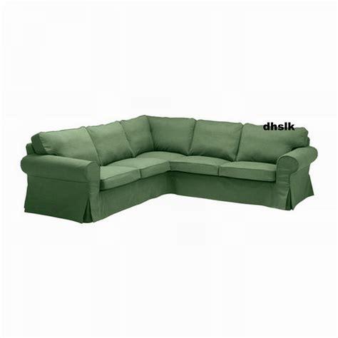 sofa cover ikea ikea ektorp 2 2 corner sofa cover slipcover svanby green