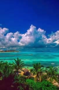 Caribbean Sea Cancun Mexico