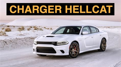 2016 Hellcat Charger Horsepower by 2016 Dodge Charger Hellcat World S Fastest Production Sedan
