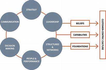 Customer Culture Centric Strategy Employees Centricity Organisation