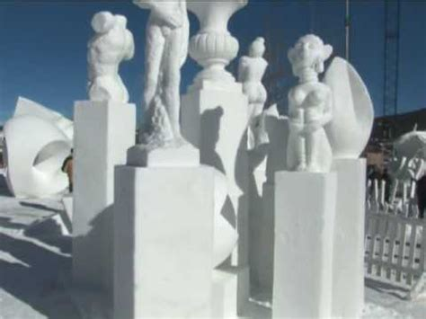 breckenridge  international snow sculpture