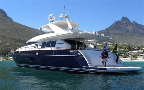Sinking Boat Cape Town by Princess Motor Yacht Cape Town South Africa