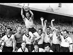 Wolves v Blackburn Rovers, FA Cup Final, 7th May 1960 ...