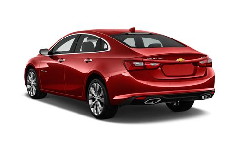2018 Chevrolet Malibu Reviews And Rating Motortrend
