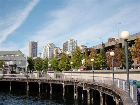 Seattle's Waterfront Park at Pier 58 collapses into the ...