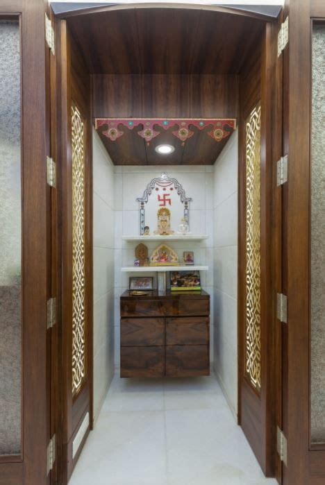 pooja room designs  indian homes pooja room