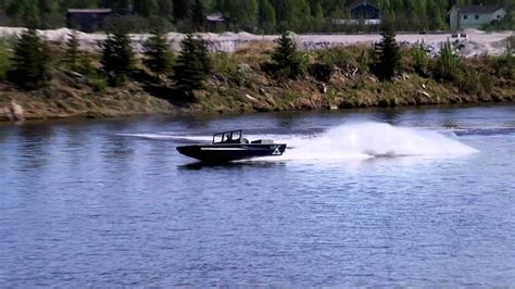 Sjx Jet Boat Performance Video
