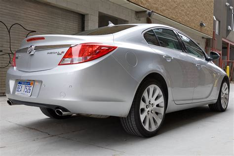 Buick Turbo Regal by Review 2011 Buick Regal Turbo Gm Authority