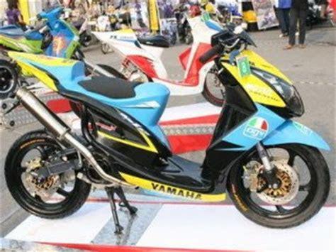 Yamaha Mio Z Modification by New Yamaha Mio Soul 2010 Modification Foto Gambar