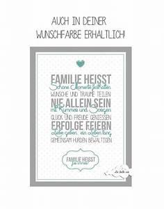 Sprüche Für Bilderrahmen : din a4 print familie hei t pinterest geburtstage spr che und zitat ~ Markanthonyermac.com Haus und Dekorationen