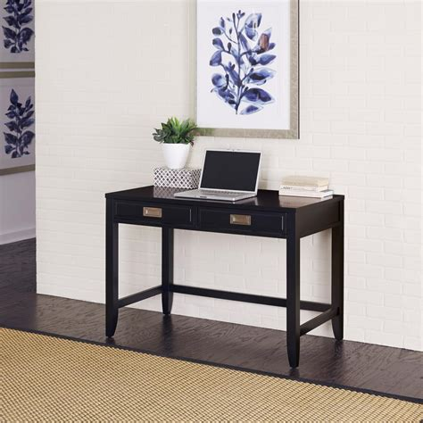 home depot student desk donnieann richdale computer student desk with 1 drawer in