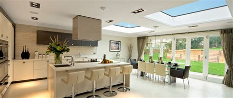 modern grey dining table modern skylights rooflights roof windows by global