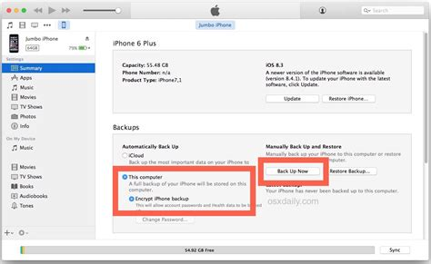itunes phone backup how to setup iphone 6s iphone 6s plus and bring your