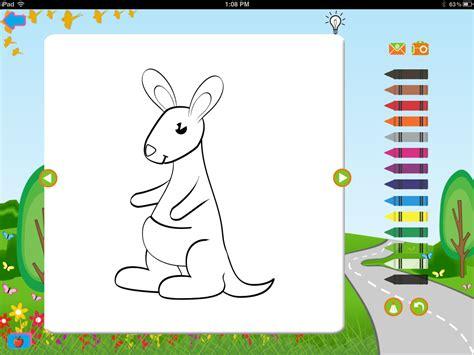 activity apps preschool coloring app  ipad  iphone