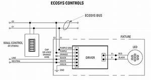 Dali Lighting Control Wiring Diagram