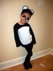 Halloween Kostüm Selber Machen : 17 best ideas about panda costumes on pinterest panda ~ Lizthompson.info Haus und Dekorationen